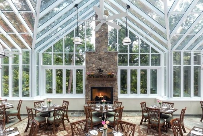 The Conservatory and Bistro at Goodstone Inn