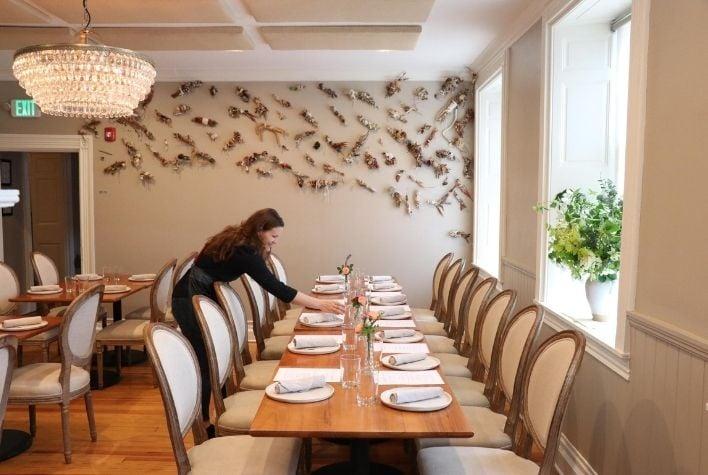 Field & Main fine dining restaurant