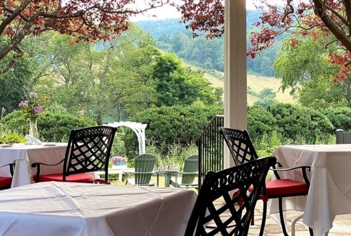 The Ashby Inn & Restaurant paris va