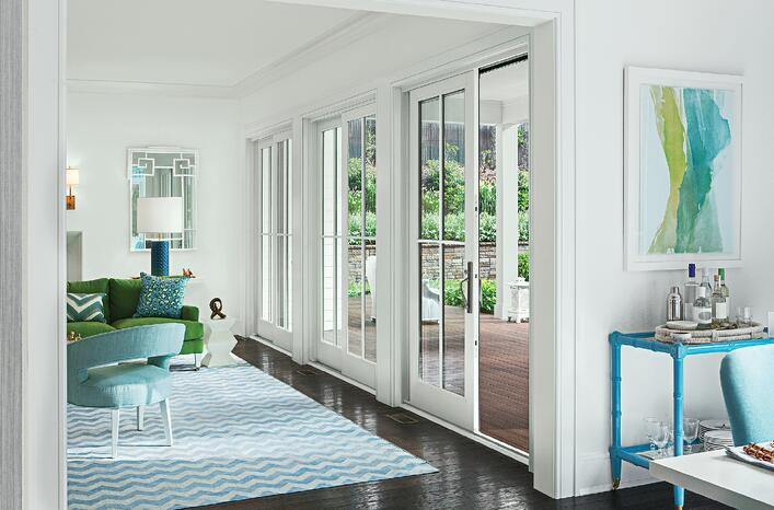Marvin Ultimate Sliding French Door 43
