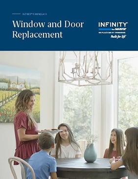 Infinity Window and Door Replacement Brochure